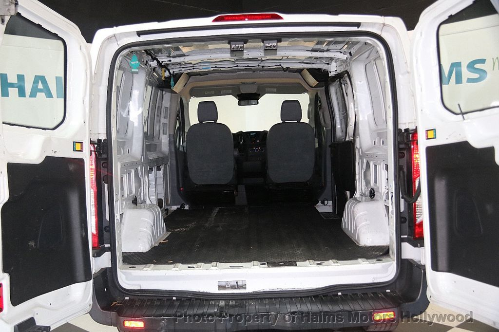 "2016 Ford Transit Cargo Van T-250 130"" Low Rf 9000 GVWR Swing-Out RH Dr - 17351692 - 8"