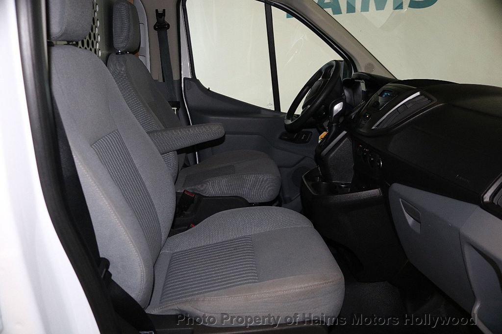 "2016 Ford Transit Cargo Van T-250 130"" Low Rf 9000 GVWR Swing-Out RH Dr - 17501713 - 14"