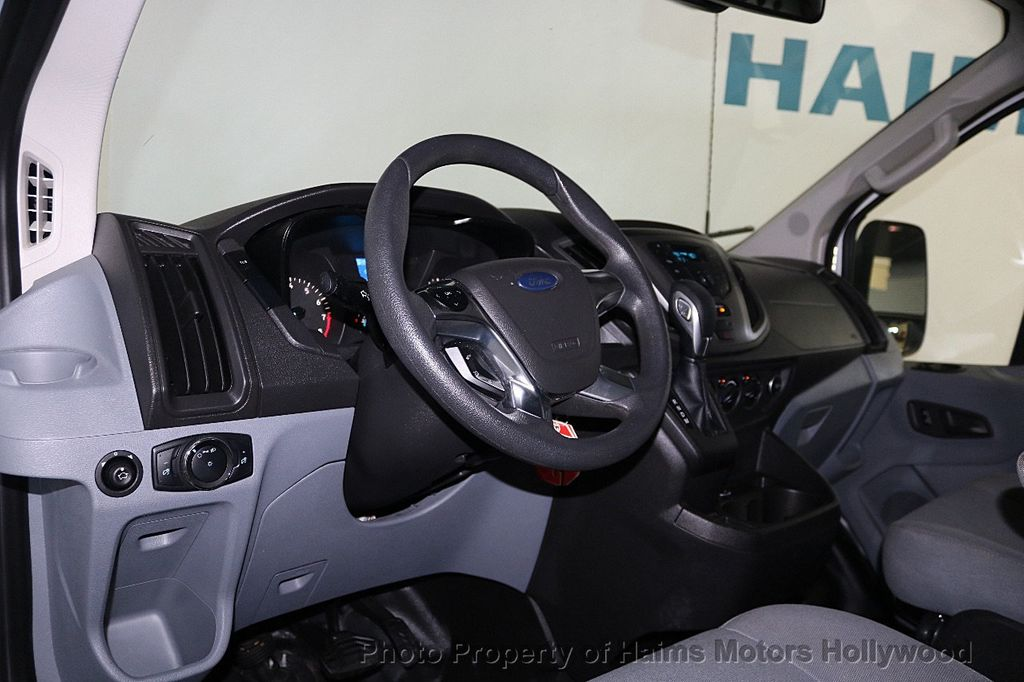 "2016 Ford Transit Cargo Van T-250 130"" Low Rf 9000 GVWR Swing-Out RH Dr - 17501713 - 16"