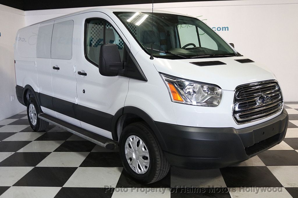 "2016 Ford Transit Cargo Van T-250 130"" Low Rf 9000 GVWR Swing-Out RH Dr - 17501713 - 3"