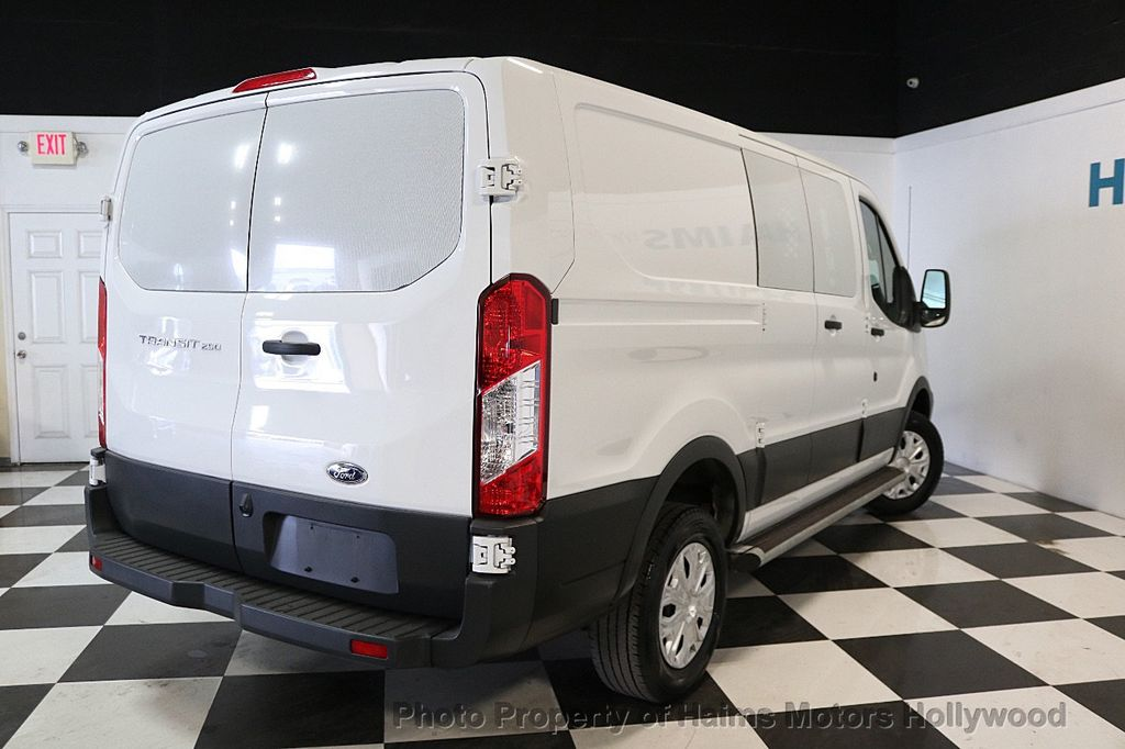 "2016 Ford Transit Cargo Van T-250 130"" Low Rf 9000 GVWR Swing-Out RH Dr - 17501713 - 6"