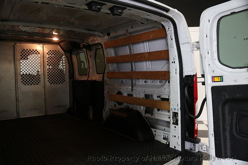 "2016 Ford Transit Cargo Van T-250 130"" Low Rf 9000 GVWR Swing-Out RH Dr - 17501719 - 10"