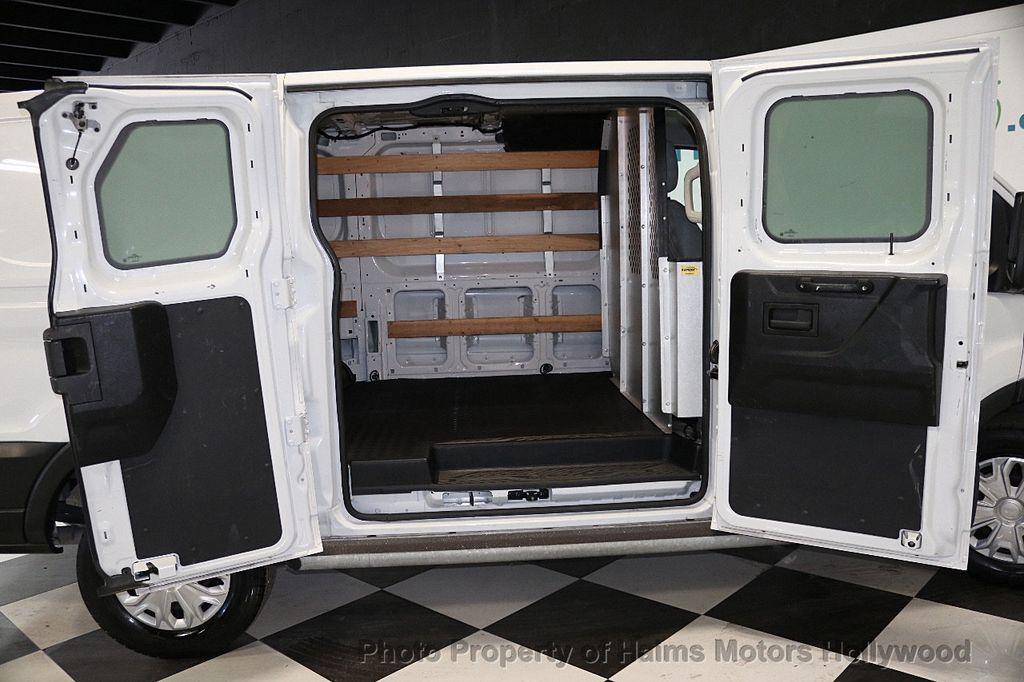 "2016 Ford Transit Cargo Van T-250 130"" Low Rf 9000 GVWR Swing-Out RH Dr - 17501719 - 13"