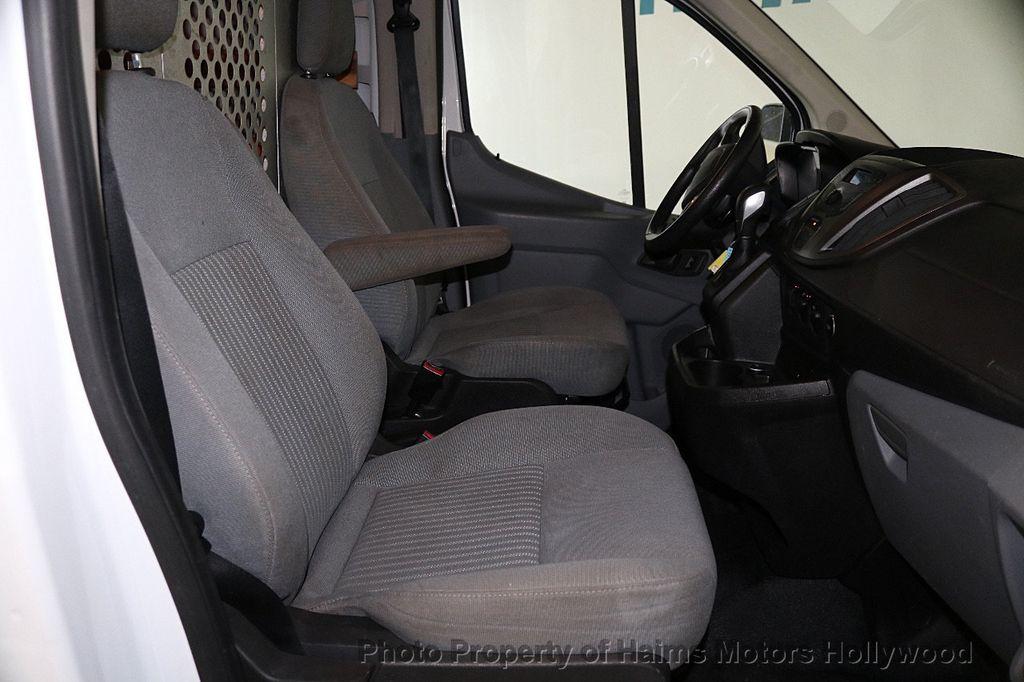 "2016 Ford Transit Cargo Van T-250 130"" Low Rf 9000 GVWR Swing-Out RH Dr - 17501719 - 14"