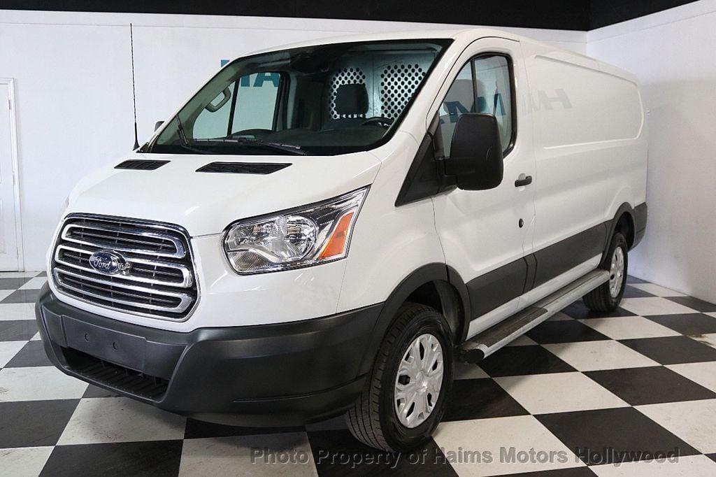 "2016 Ford Transit Cargo Van T-250 130"" Low Rf 9000 GVWR Swing-Out RH Dr - 17501719 - 1"