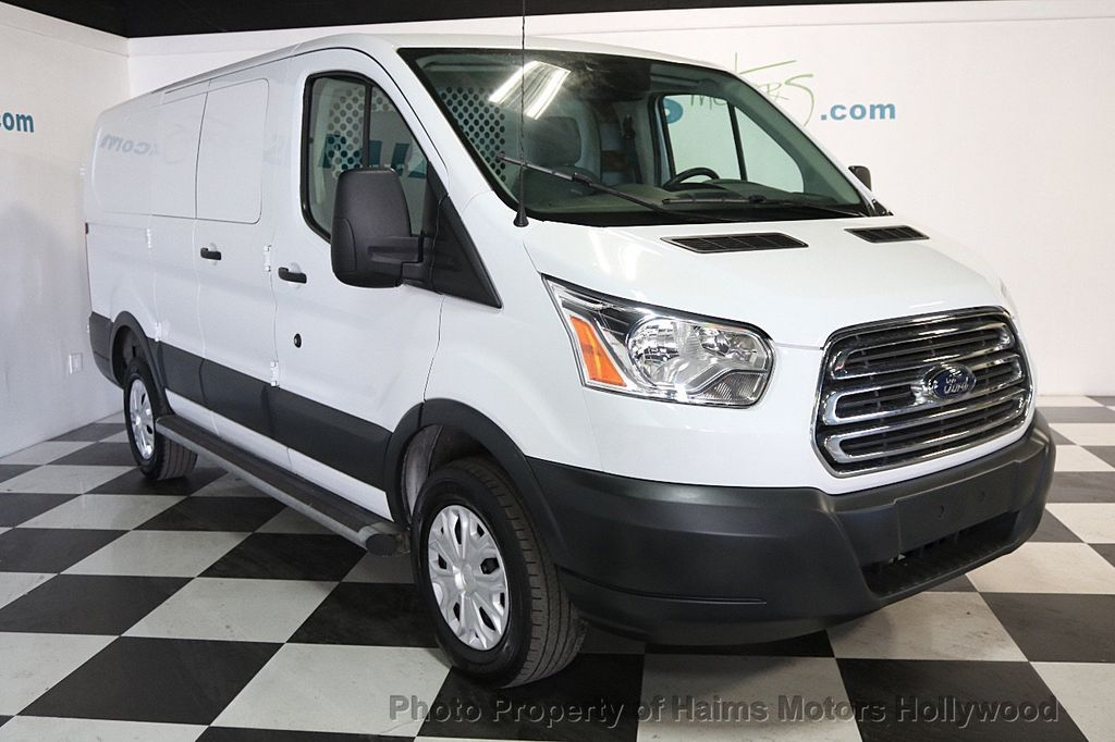 "2016 Ford Transit Cargo Van T-250 130"" Low Rf 9000 GVWR Swing-Out RH Dr - 17501719 - 3"