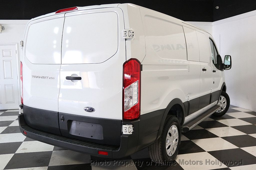 "2016 Ford Transit Cargo Van T-250 130"" Low Rf 9000 GVWR Swing-Out RH Dr - 17501719 - 6"
