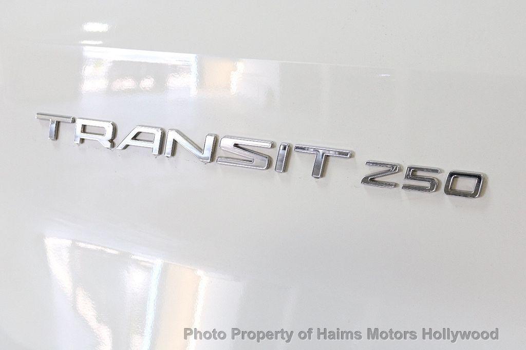 "2016 Ford Transit Cargo Van T-250 130"" Low Rf 9000 GVWR Swing-Out RH Dr - 17501719 - 7"