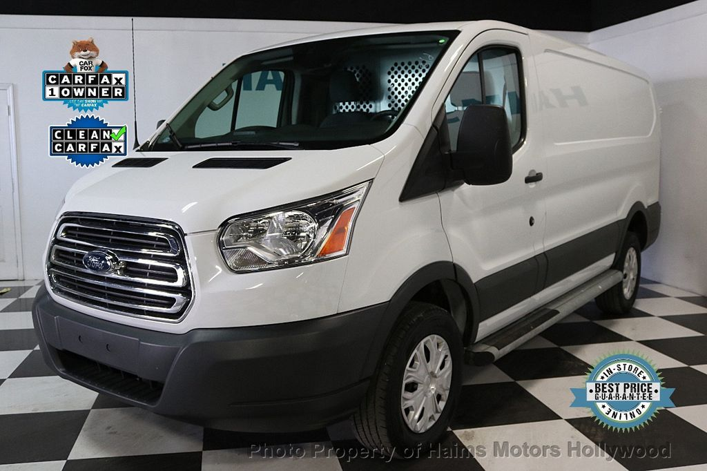 "2016 Ford Transit Cargo Van T-250 130"" Low Rf 9000 GVWR Swing-Out RH Dr - 17558760 - 0"