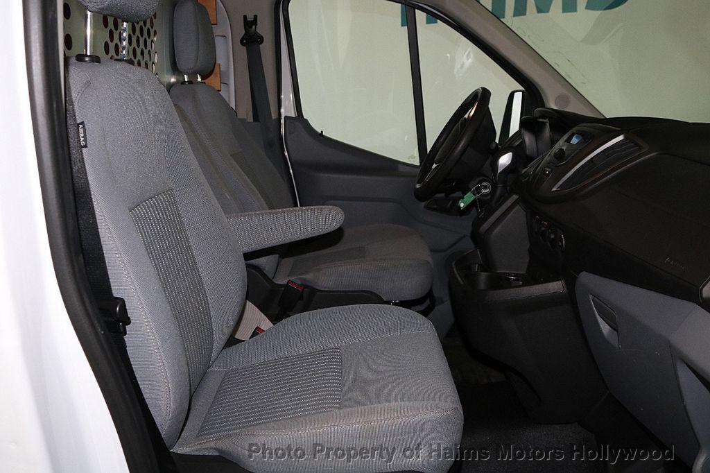 "2016 Ford Transit Cargo Van T-250 130"" Low Rf 9000 GVWR Swing-Out RH Dr - 17558760 - 14"
