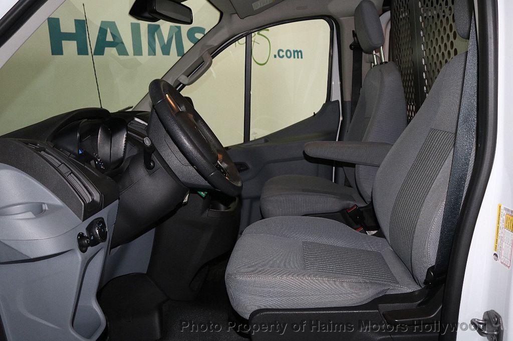 "2016 Ford Transit Cargo Van T-250 130"" Low Rf 9000 GVWR Swing-Out RH Dr - 17558760 - 15"