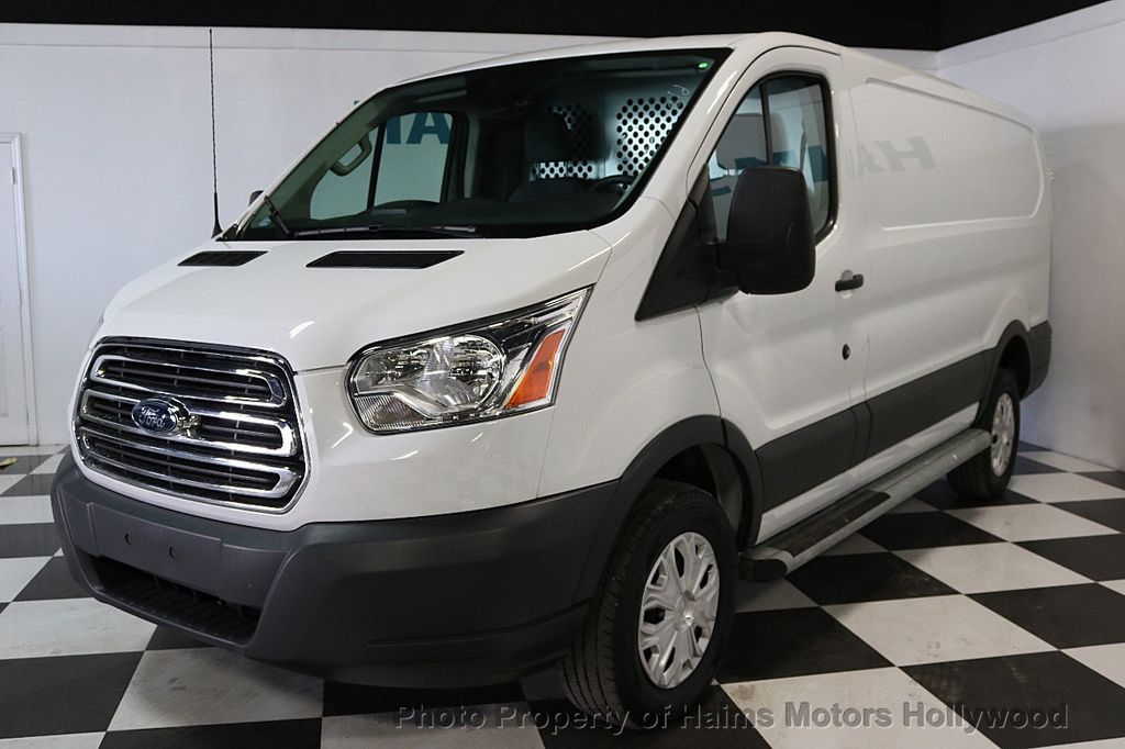 "2016 Ford Transit Cargo Van T-250 130"" Low Rf 9000 GVWR Swing-Out RH Dr - 17558760 - 1"
