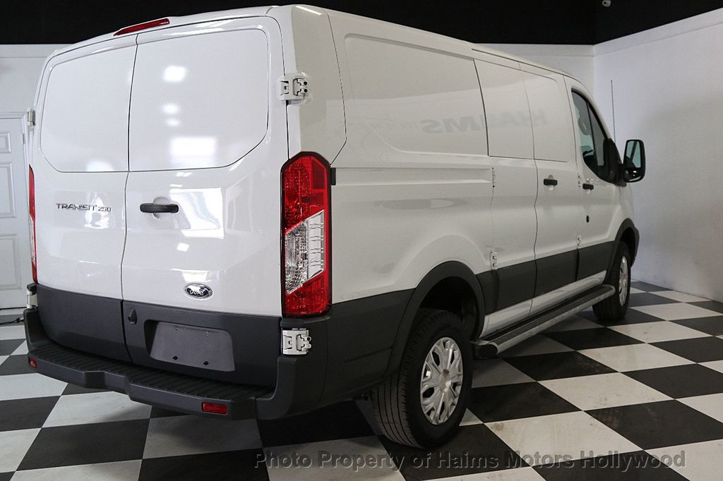 "2016 Ford Transit Cargo Van T-250 130"" Low Rf 9000 GVWR Swing-Out RH Dr - 17558783 - 10"