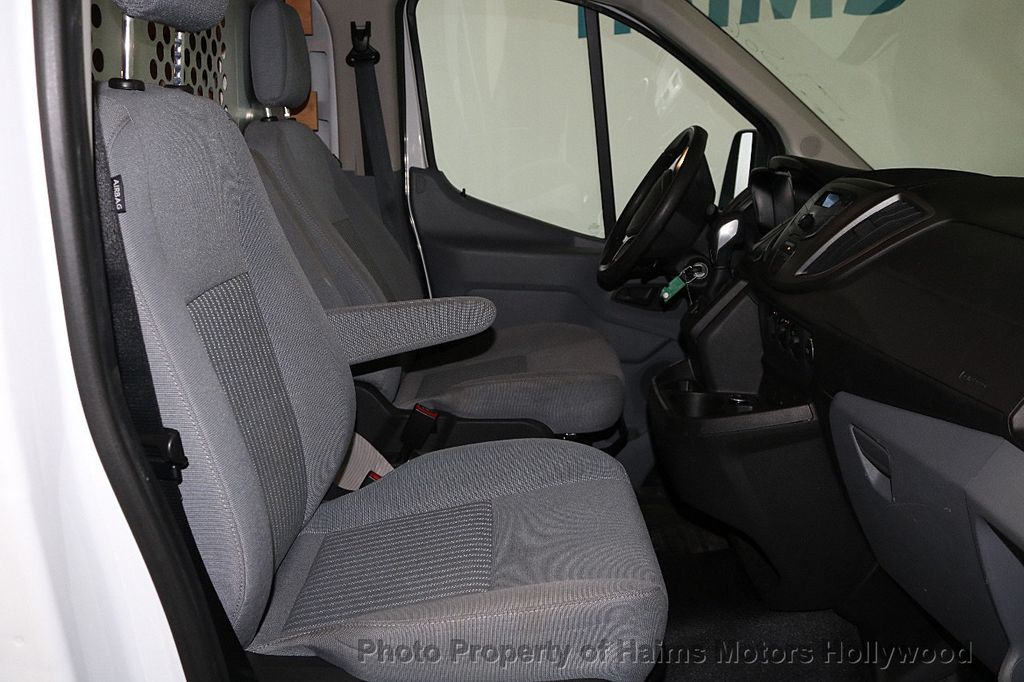 "2016 Ford Transit Cargo Van T-250 130"" Low Rf 9000 GVWR Swing-Out RH Dr - 17558783 - 15"
