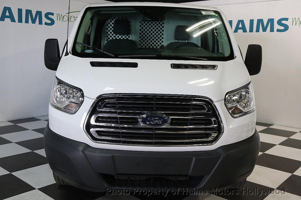 "2016 Ford Transit Cargo Van T-250 130"" Low Rf 9000 GVWR Swing-Out RH Dr - 17558783 - 2"