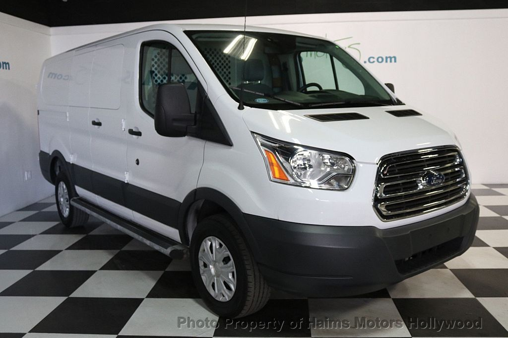 "2016 Ford Transit Cargo Van T-250 130"" Low Rf 9000 GVWR Swing-Out RH Dr - 17558783 - 3"