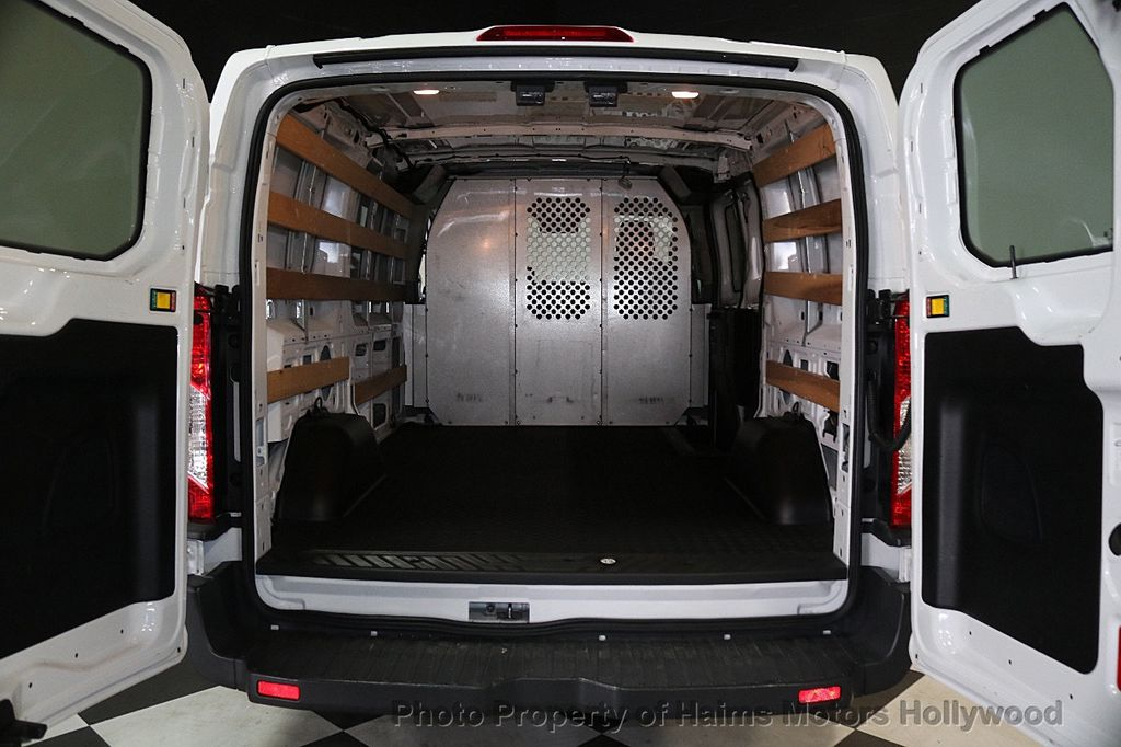 "2016 Ford Transit Cargo Van T-250 130"" Low Rf 9000 GVWR Swing-Out RH Dr - 17558783 - 4"