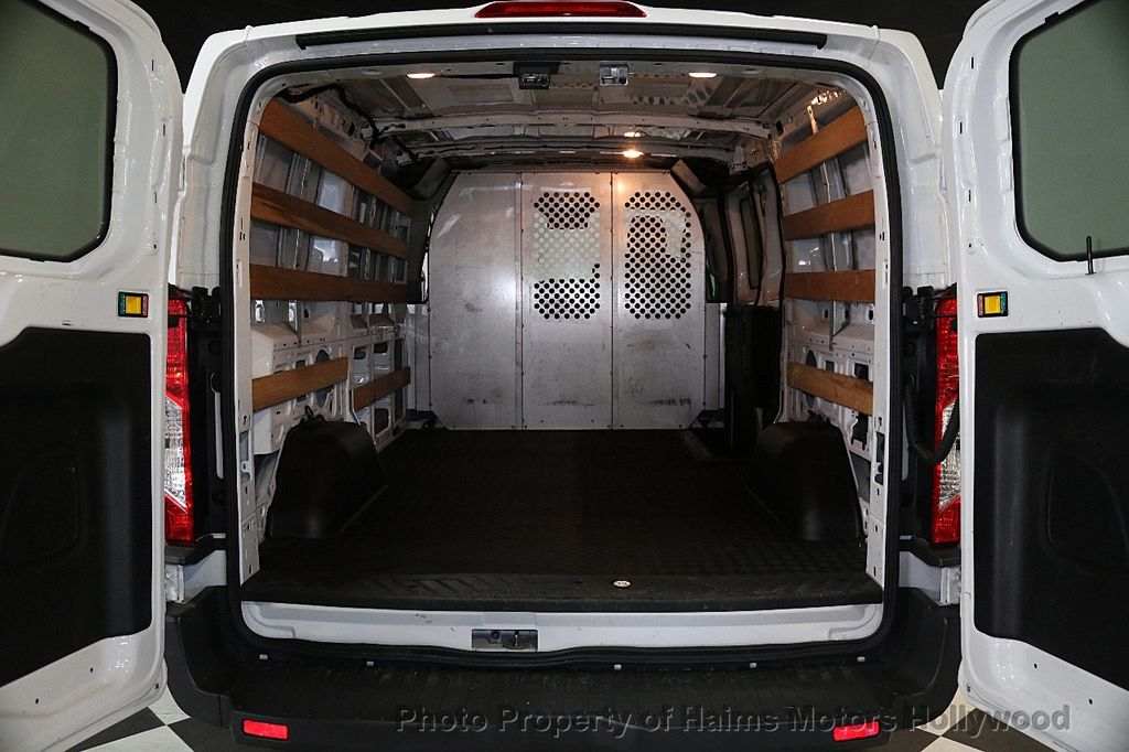 "2016 Ford Transit Cargo Van T-250 130"" Low Rf 9000 GVWR Swing-Out RH Dr - 17558860 - 8"