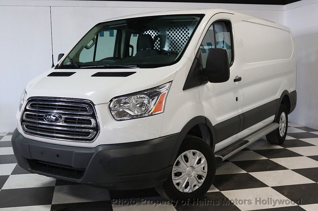 "2016 Ford Transit Cargo Van T-250 130"" Low Rf 9000 GVWR Swing-Out RH Dr - 17558868 - 1"