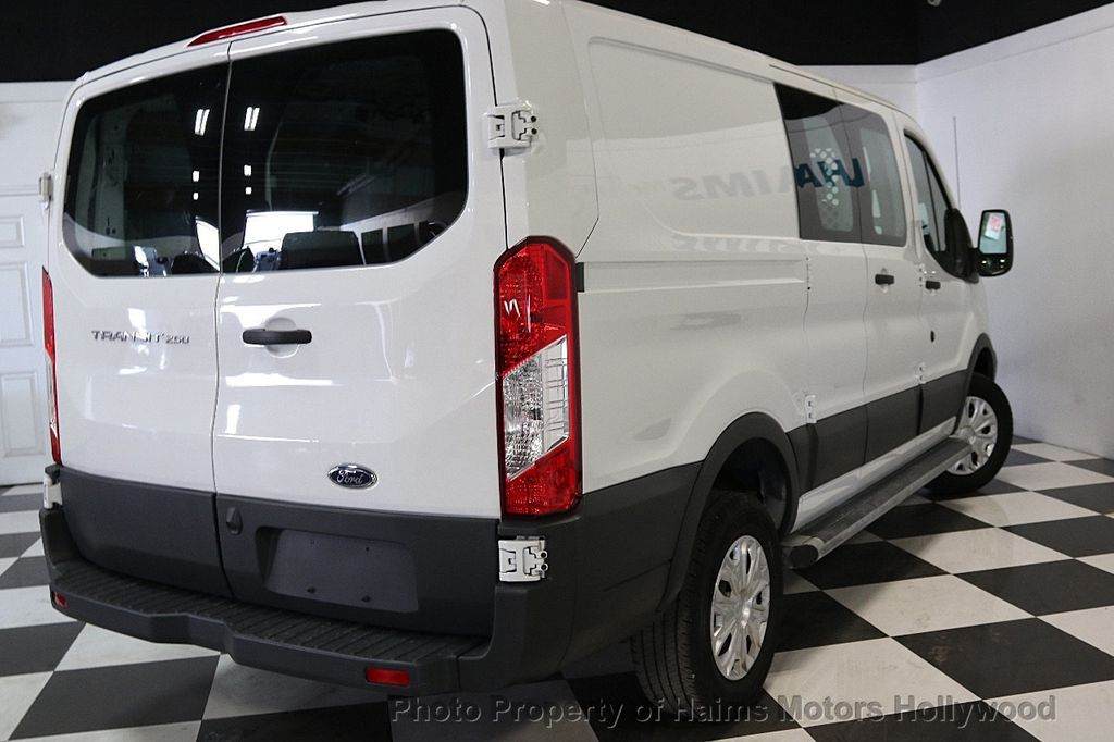 "2016 Ford Transit Cargo Van T-250 130"" Low Rf 9000 GVWR Swing-Out RH Dr - 17558868 - 6"