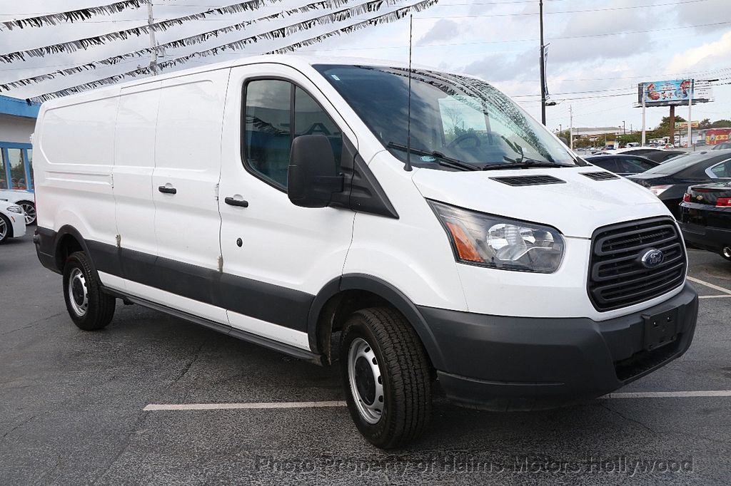 "Ford Dealership Fort Lauderdale >> 2016 Used Ford Transit Cargo Van T-250 148"" Low Rf 9000 GVWR Swing-Out RH Dr at Haims Motors ..."