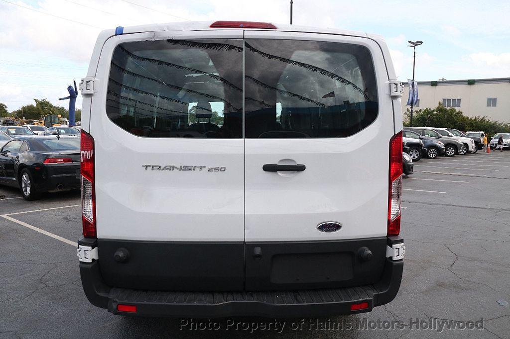 "2016 Used Ford Transit Cargo Van T-250 148"" Low Rf 9000 ..."