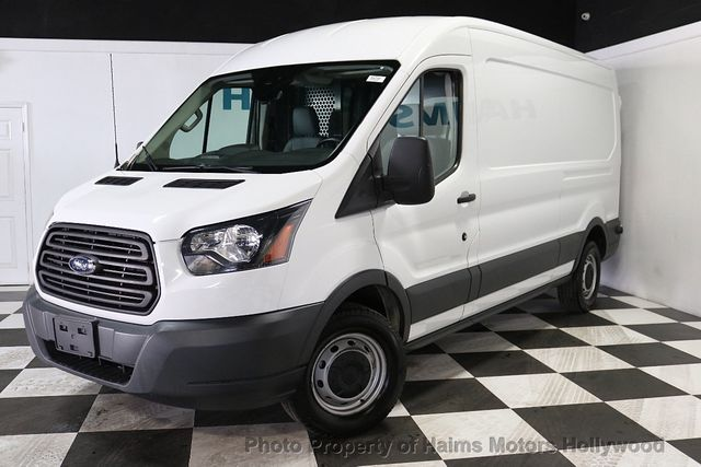 87def106484e94 2016 Used Ford Transit Cargo Van T-250 148