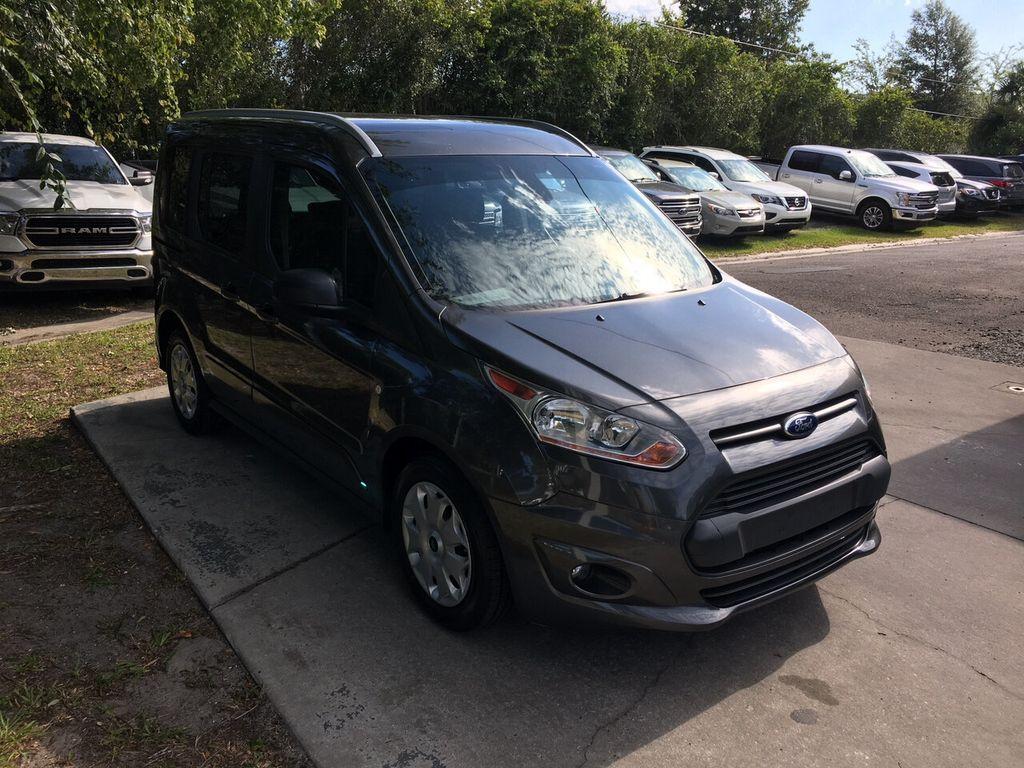 2016 Ford Transit Connect Wagon 4dr Wagon SWB XLT w/Rear Liftgate - 18364813 - 0