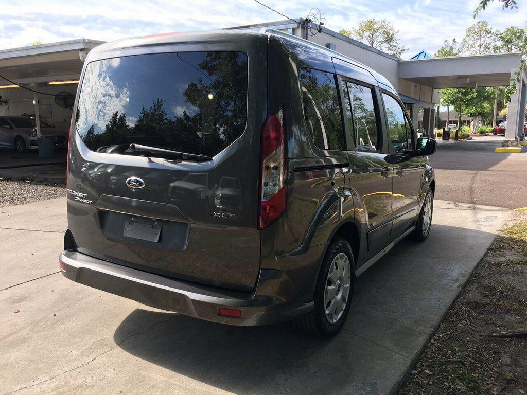 2016 Ford Transit Connect Wagon 4dr Wagon SWB XLT w/Rear Liftgate - 18364813 - 4