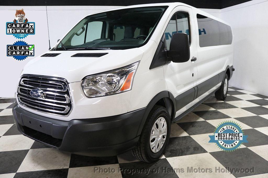 2016 Ford Transit Wagon 15 Passanger - 17896059 - 0