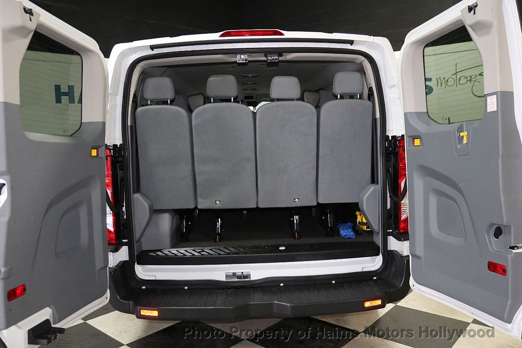 2016 Ford Transit Wagon 15 Passanger - 17896059 - 9