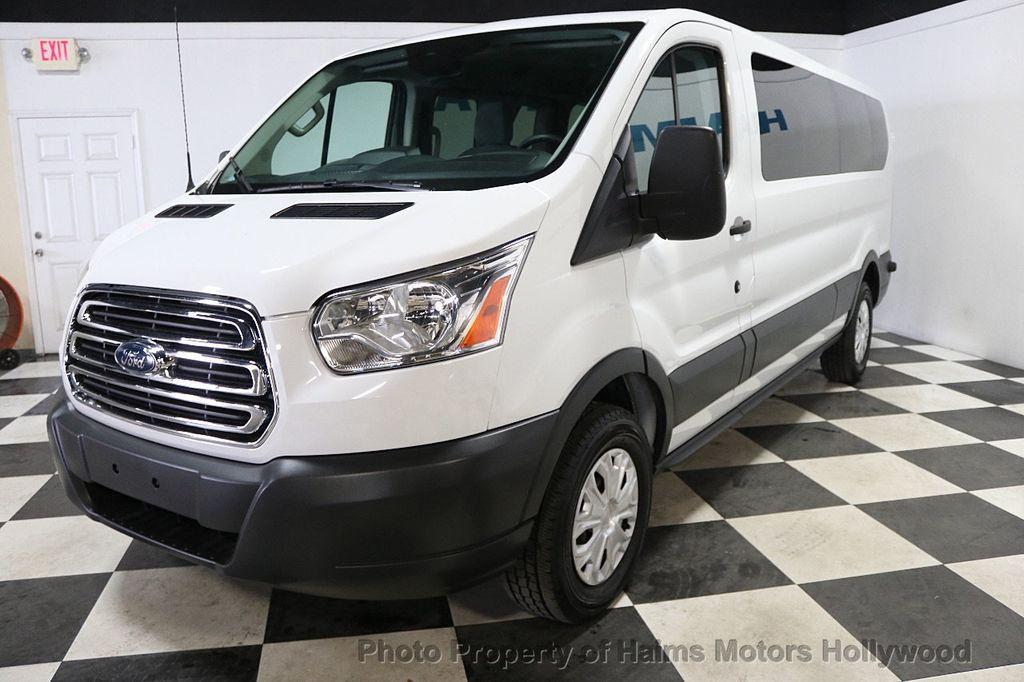 2016 Ford Transit Wagon 15 Passanger - 17896059 - 1