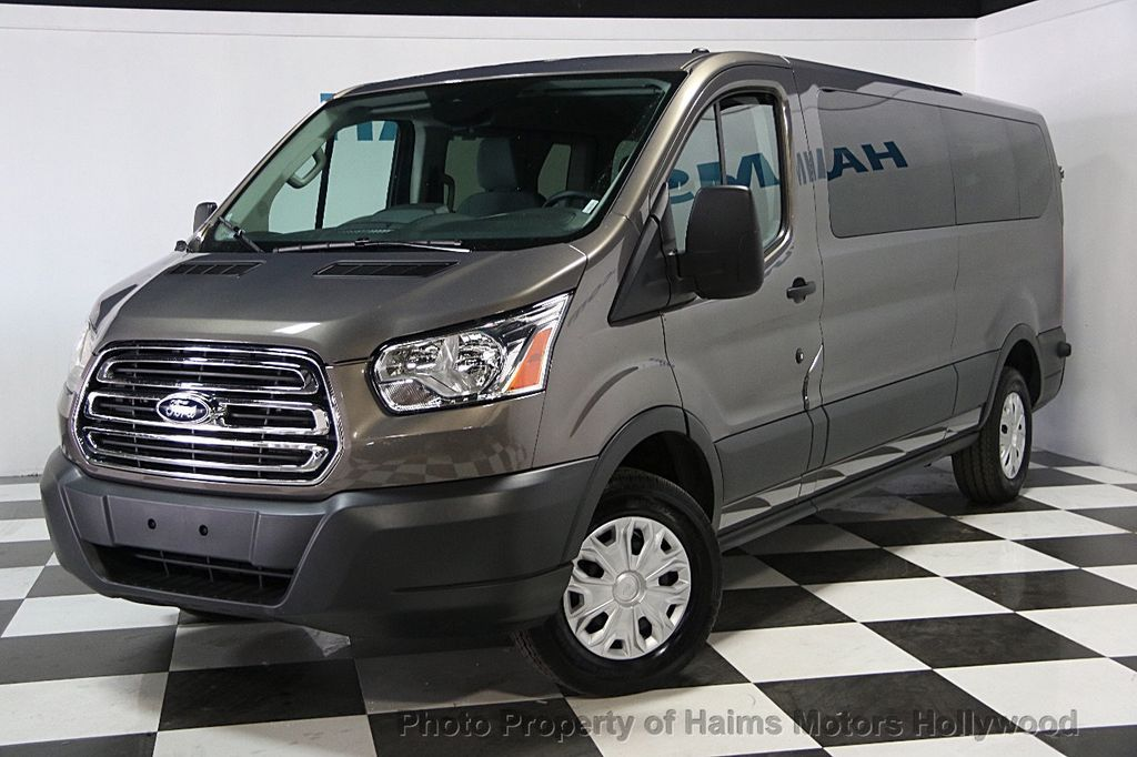 2016 Ford Transit Wagon T 350 148 Low Roof Xl Swing Out Rh