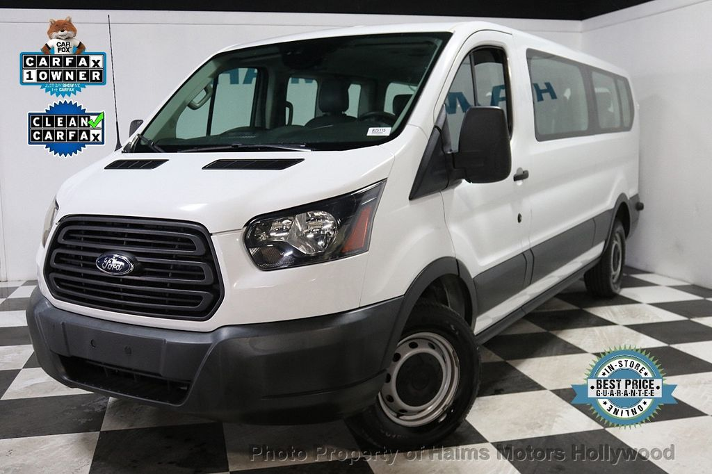 "2016 Ford Transit Wagon T-350 148"" Low Roof XL Swing-Out RH Dr - 17765015 - 0"