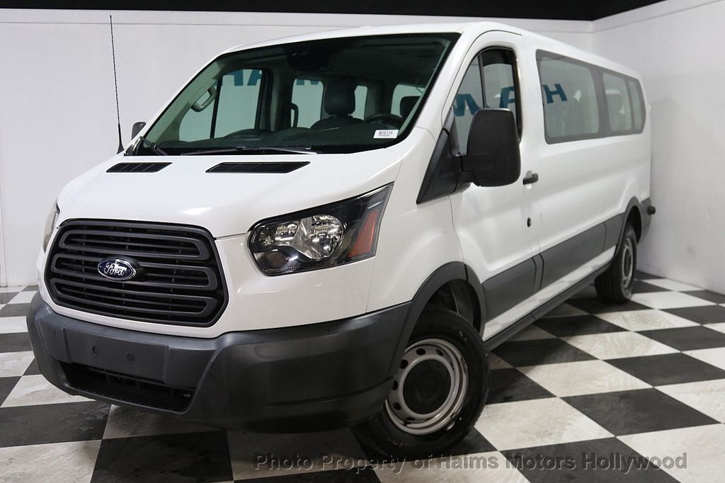 "2016 Ford Transit Wagon T-350 148"" Low Roof XL Swing-Out RH Dr - 17765015 - 1"