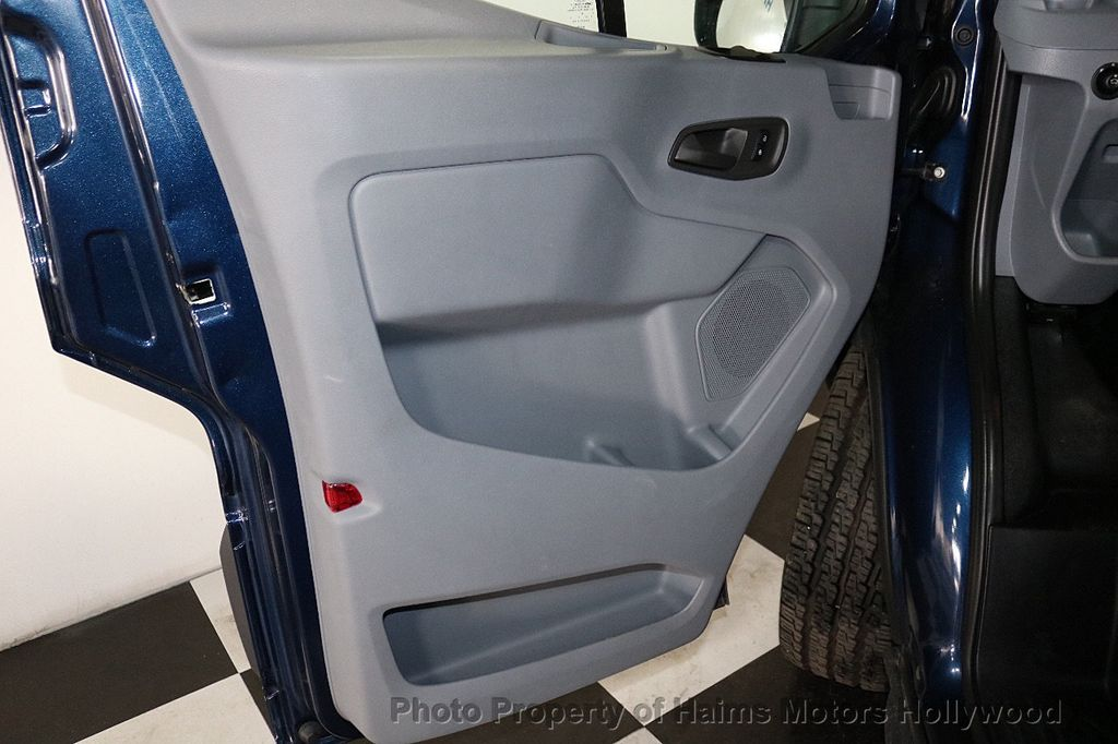 """2016 Ford Transit Wagon T-350 148"""" Low Roof XL Swing-Out RH Dr - 18459916 - 9"""