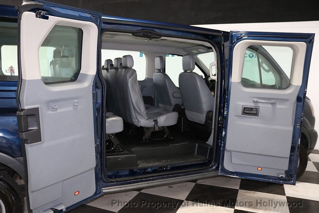 """2016 Ford Transit Wagon T-350 148"""" Low Roof XL Swing-Out RH Dr - 18459916 - 10"""