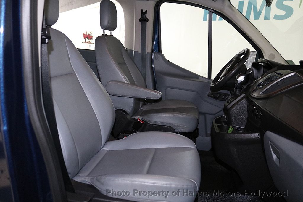 """2016 Ford Transit Wagon T-350 148"""" Low Roof XL Swing-Out RH Dr - 18459916 - 12"""