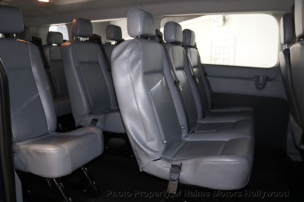 """2016 Ford Transit Wagon T-350 148"""" Low Roof XL Swing-Out RH Dr - 18459916 - 13"""