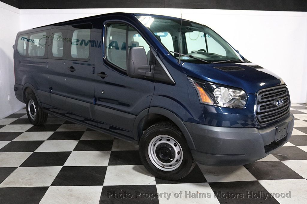 """2016 Ford Transit Wagon T-350 148"""" Low Roof XL Swing-Out RH Dr - 18459916 - 3"""