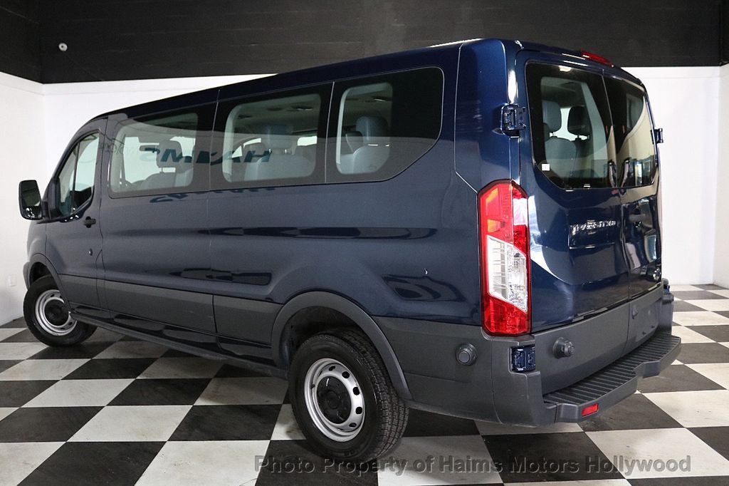 """2016 Ford Transit Wagon T-350 148"""" Low Roof XL Swing-Out RH Dr - 18459916 - 4"""