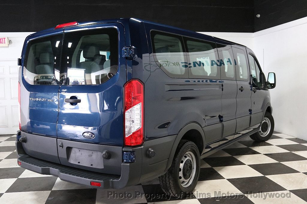"""2016 Ford Transit Wagon T-350 148"""" Low Roof XL Swing-Out RH Dr - 18459916 - 6"""