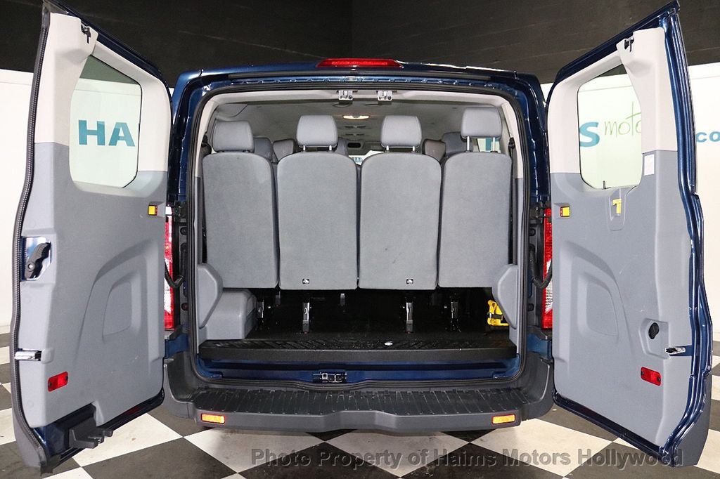 """2016 Ford Transit Wagon T-350 148"""" Low Roof XL Swing-Out RH Dr - 18459916 - 8"""