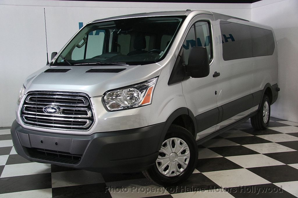 2016 used ford transit wagon t 350 148 low roof xlt. Black Bedroom Furniture Sets. Home Design Ideas