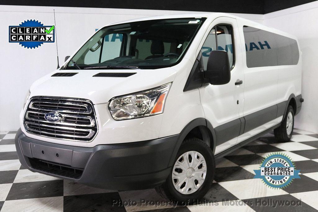 "2016 Ford Transit Wagon T-350 148"" Low Roof XLT Sliding RH Dr - 17760265 - 0"