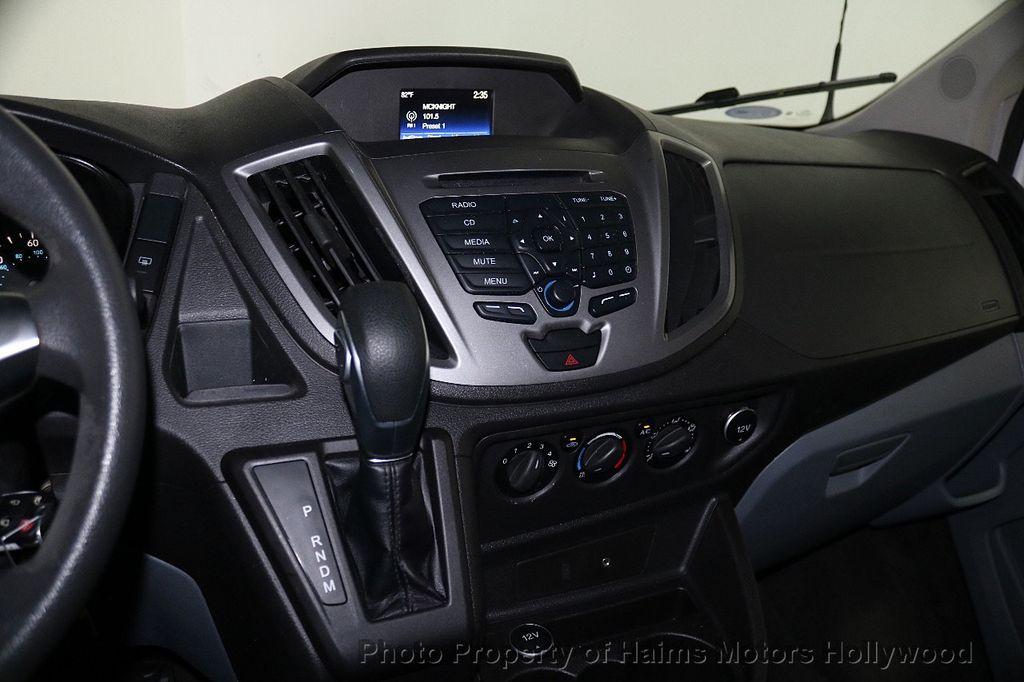 "2016 Ford Transit Wagon T-350 148"" Low Roof XLT Sliding RH Dr - 17760265 - 18"