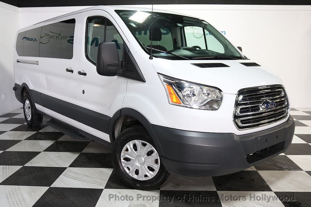 "2016 Ford Transit Wagon T-350 148"" Low Roof XLT Sliding RH Dr - 17760265 - 3"