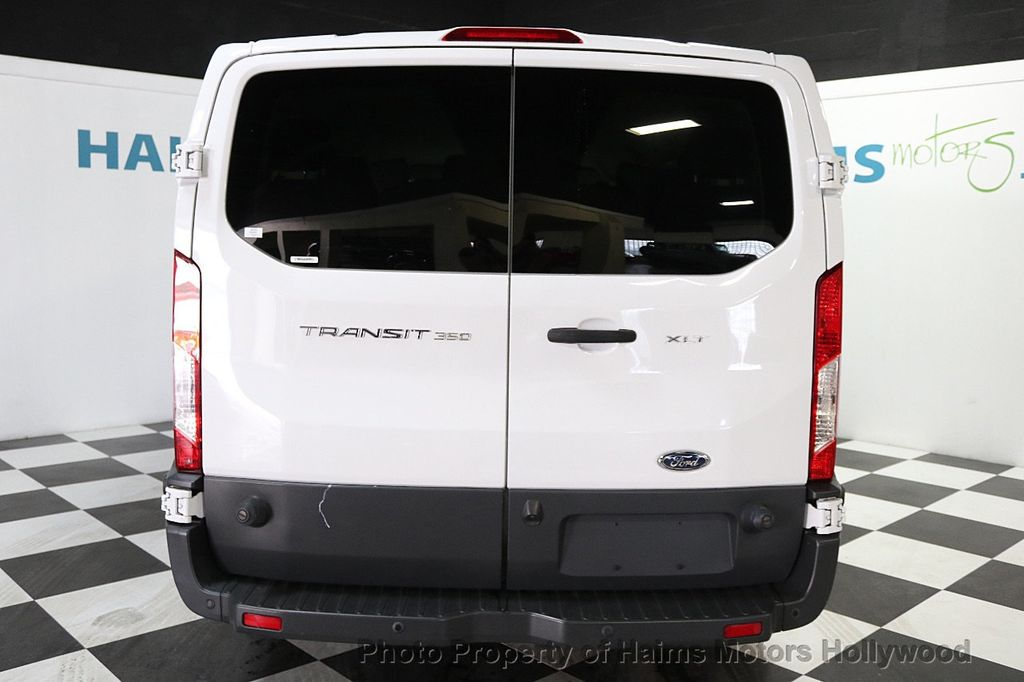 "2016 Ford Transit Wagon T-350 148"" Low Roof XLT Sliding RH Dr - 17760265 - 5"