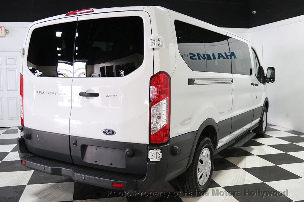 "2016 Ford Transit Wagon T-350 148"" Low Roof XLT Sliding RH Dr - 17760265 - 6"