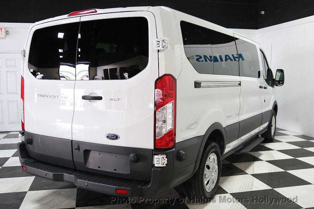 "2016 Ford Transit Wagon T-350 148"" Low Roof XLT Sliding RH Dr - 17760265 - 6"
